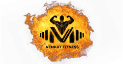 Venkat Fitness Trainer | Best Fitness Trainer in Hyderabad – India Logo