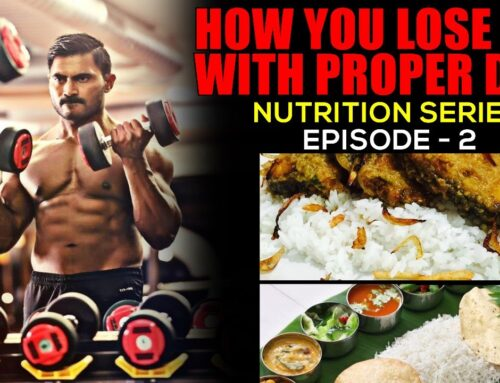 How do you lose fat with diet plan in Telugu
