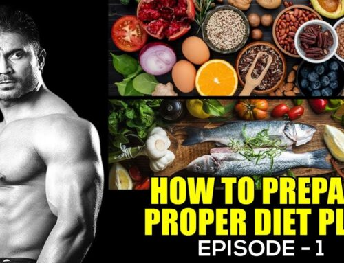 How To Prepare Proper Diet Plan in Telugu