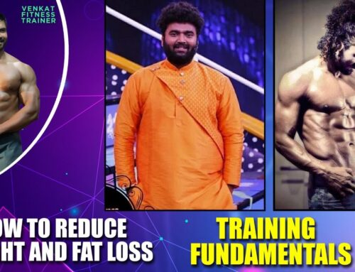 How to Reduce Weight and Fat Loss
