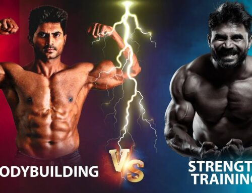 Strength Training Vs Size Training || Which One Suits your Body in Telugu!