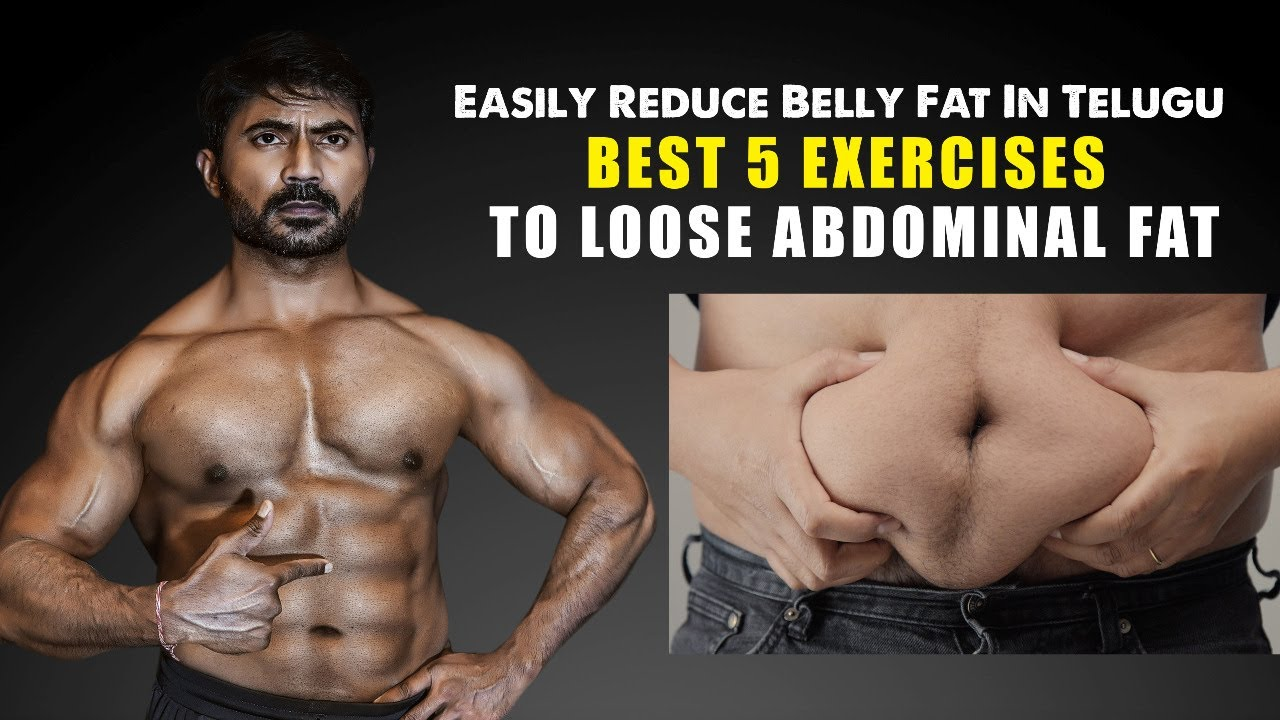Exercises to Lose Abdominal Fat