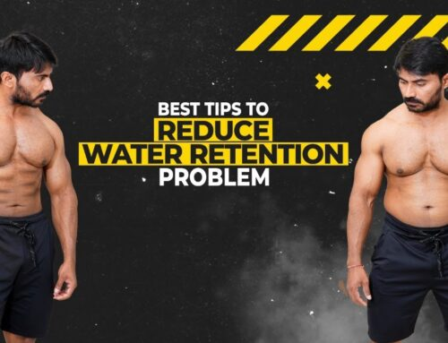 Best Tips to Reduce Water Retention || Health Tips in Telugu