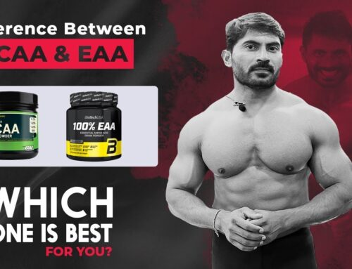Difference Between BCAA & EAA || Which one is Best for You ?