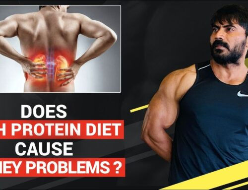 Does HIGH PROTEIN Diet Cause KIDNEY Problems ? || Fitness MYTHS & FACTS in Telugu
