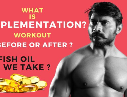 What is Supplementation? || Pre & Post Workout Supplements