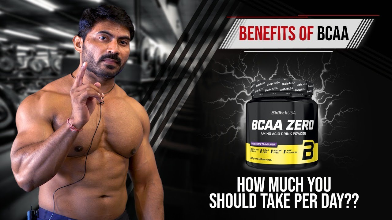 Benefits of BCAA