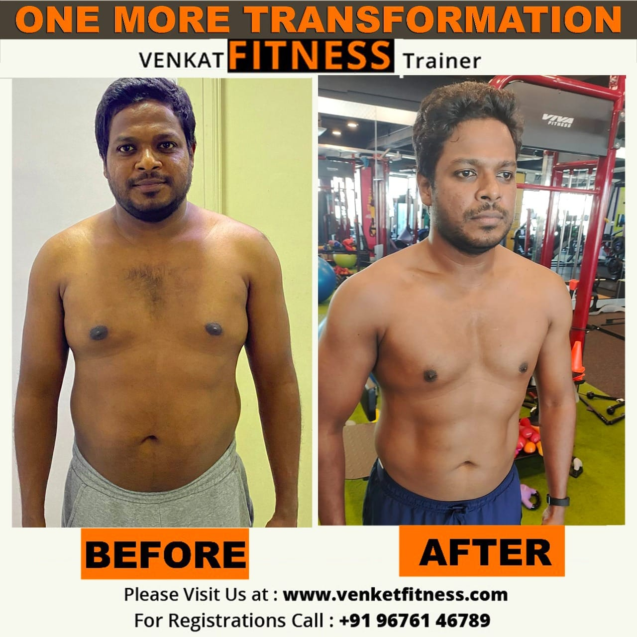personal fitness trainer hyderabad