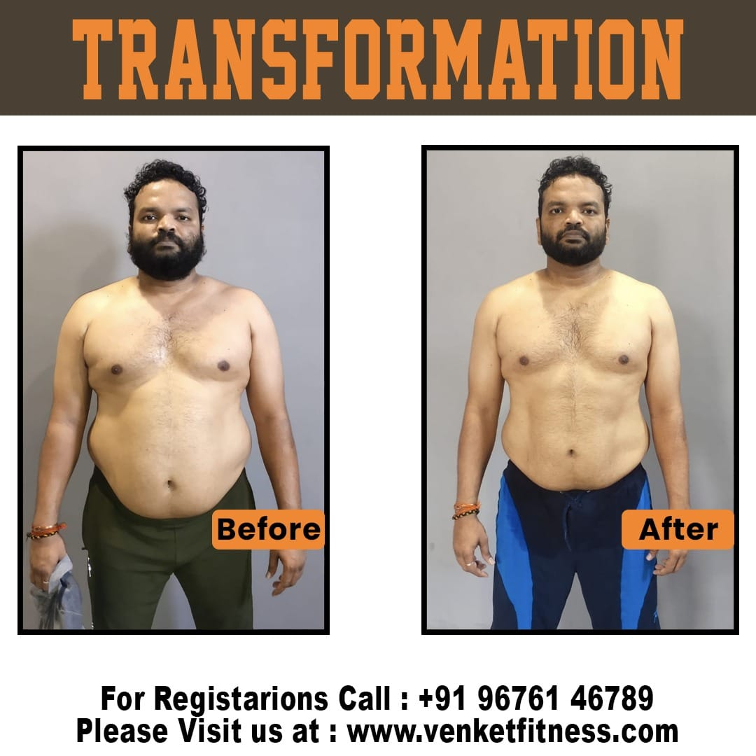 personal fitness trainer in hyderabad