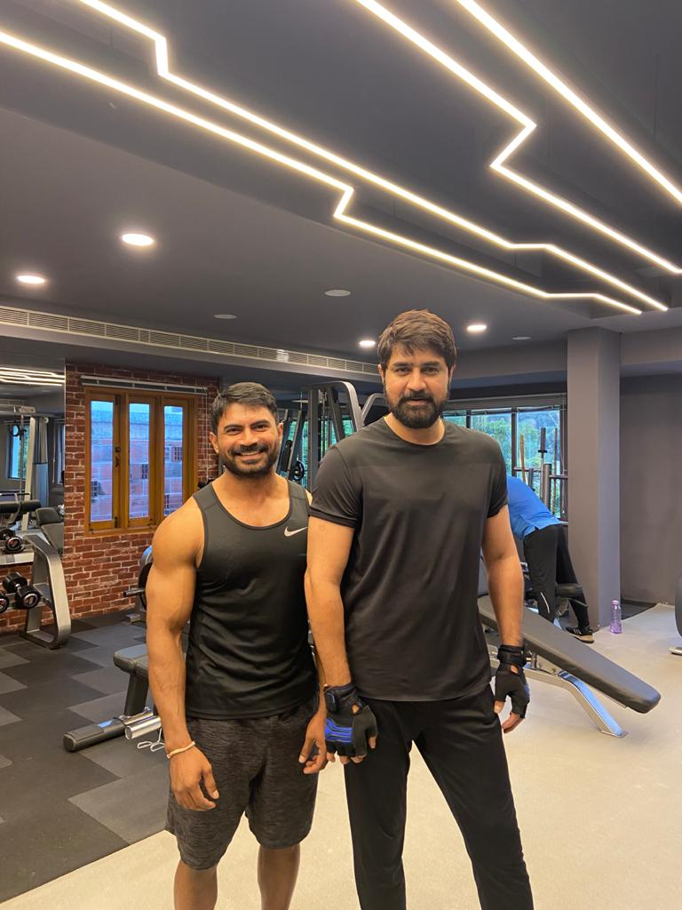 fitness trainer in hyderabad