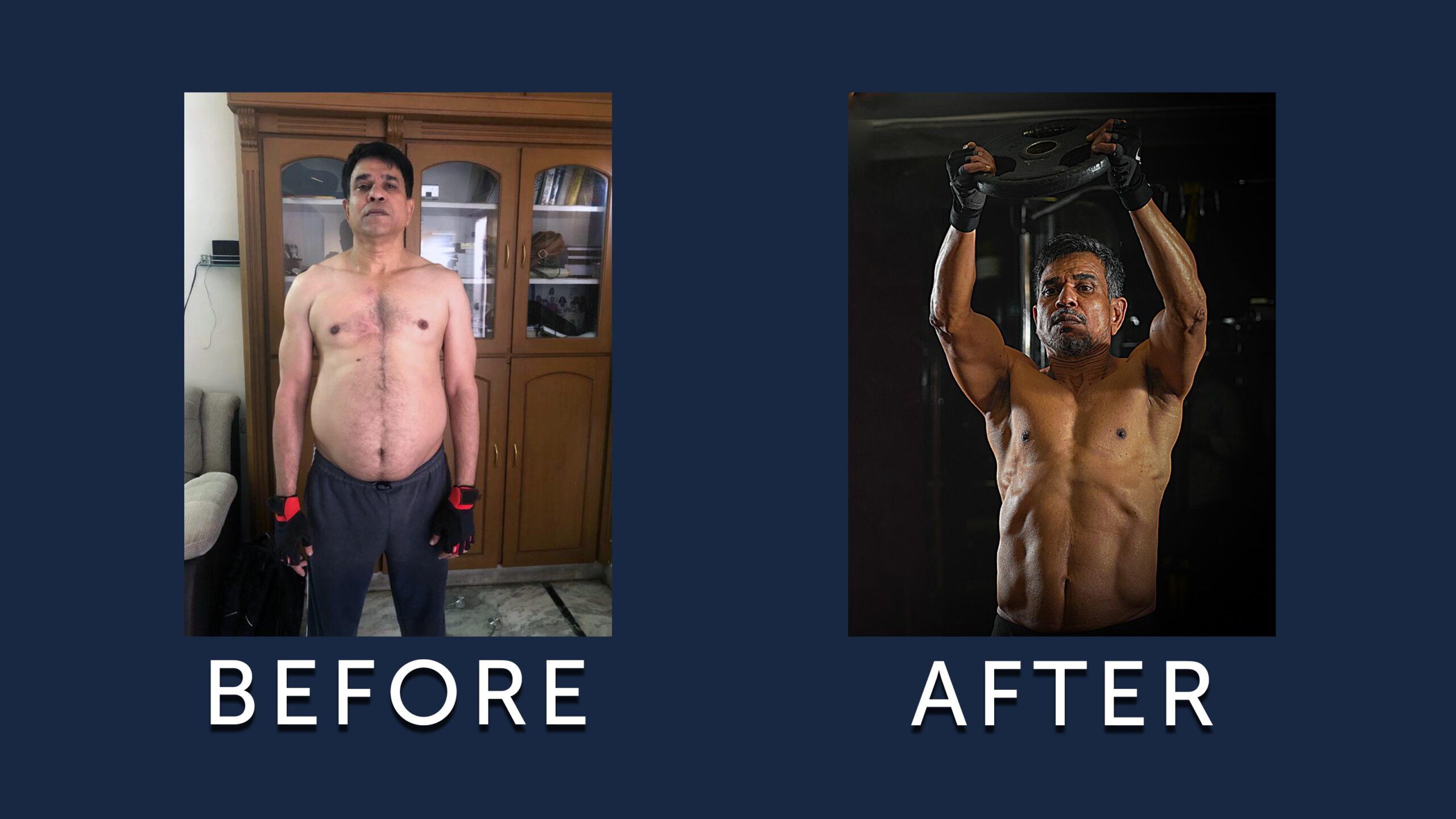 top fitness trainer in hyderabad